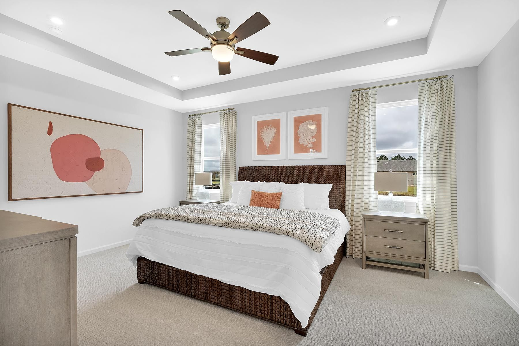 Bedroom featured in the Elm By Mattamy Homes in Jacksonville-St. Augustine, FL