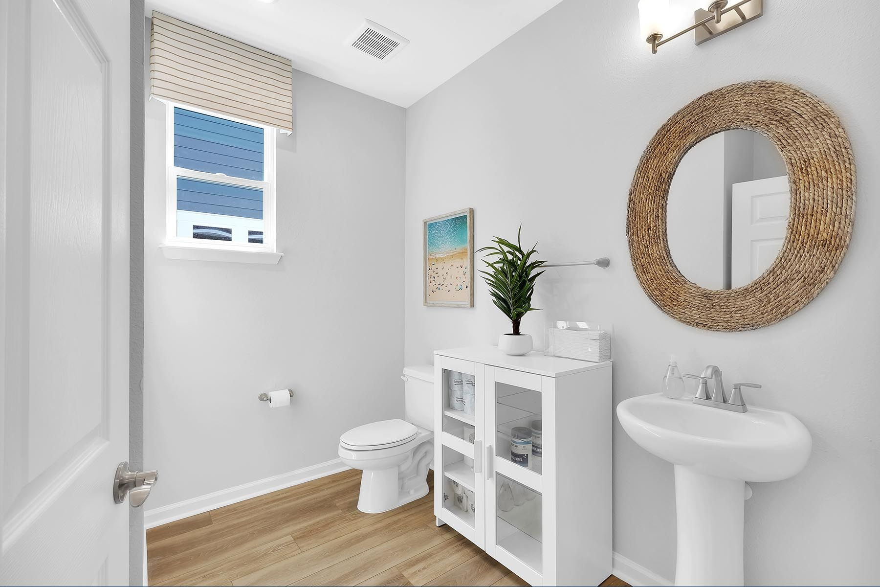 Bathroom featured in the Elm By Mattamy Homes in Jacksonville-St. Augustine, FL