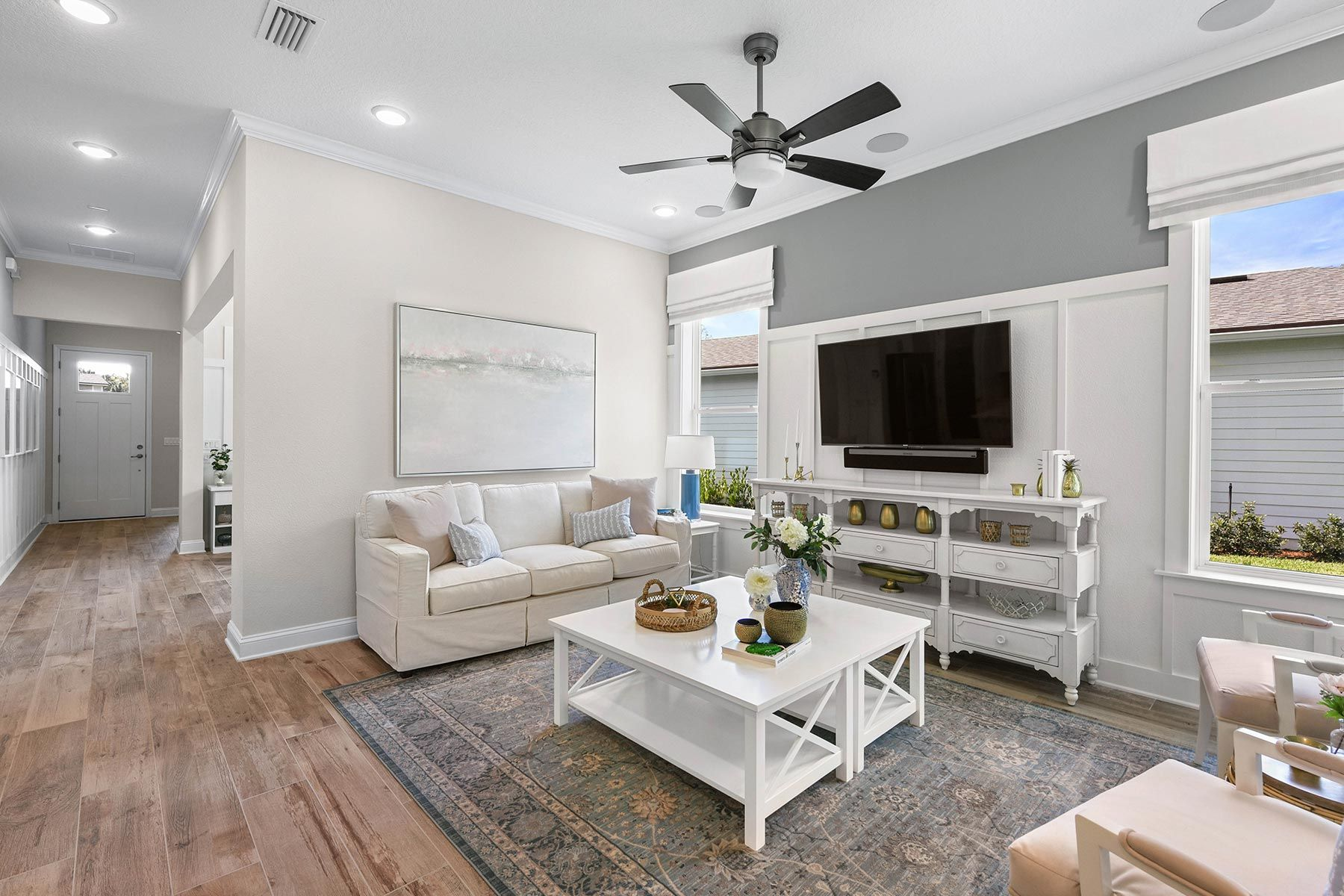 Living Area featured in the Court By Mattamy Homes in Jacksonville-St. Augustine, FL