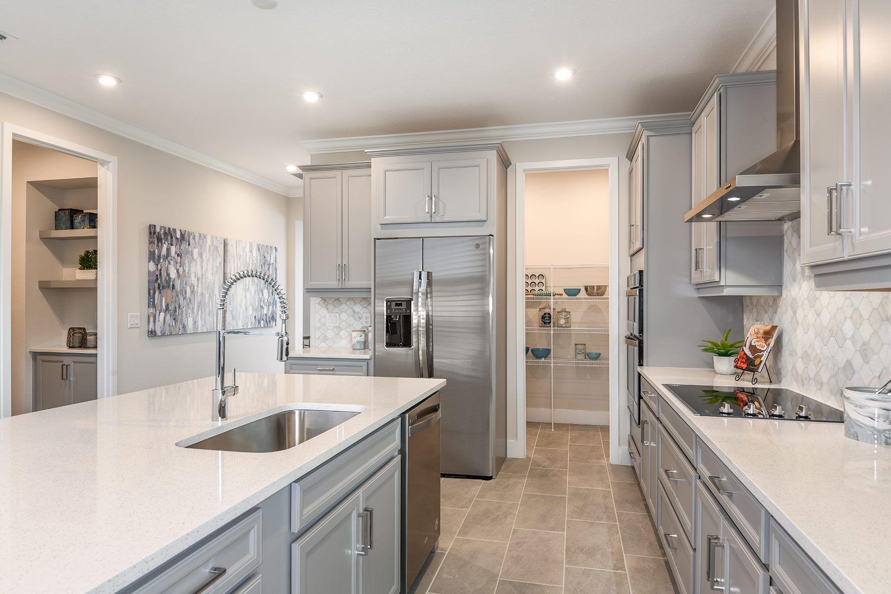 Kitchen featured in the Dominica II By Mattamy Homes in Sarasota-Bradenton, FL