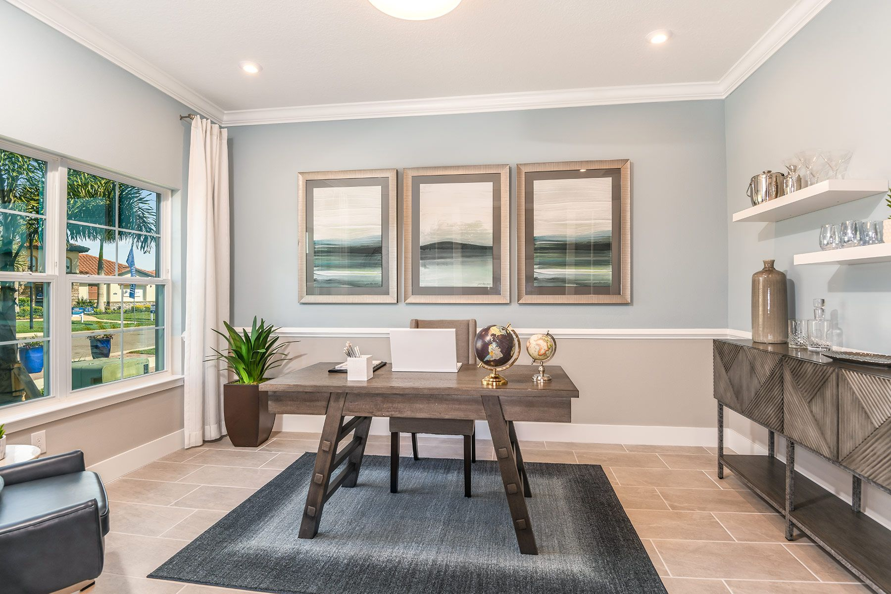 Living Area featured in the Dominica II By Mattamy Homes in Sarasota-Bradenton, FL