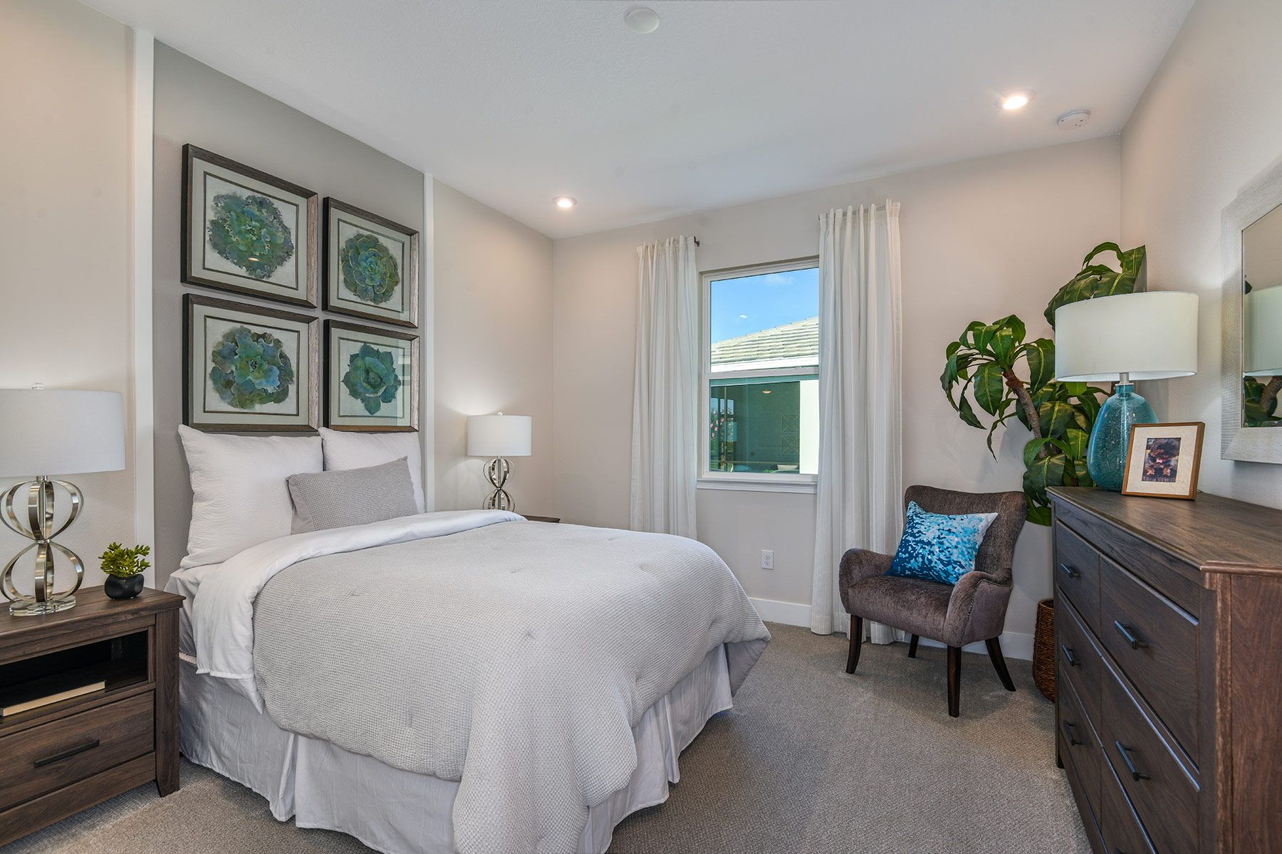 Bedroom featured in the Dominica II By Mattamy Homes in Sarasota-Bradenton, FL