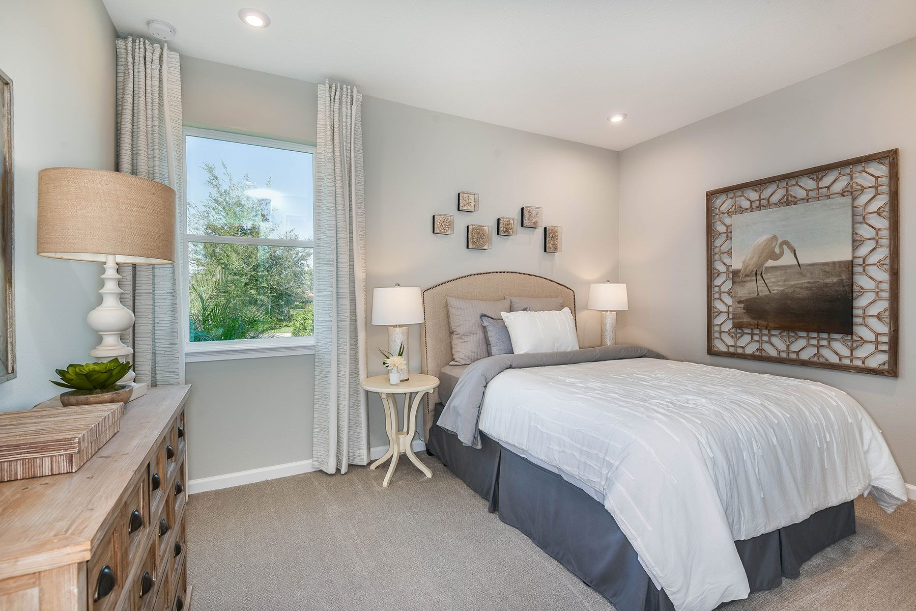 Bedroom featured in the Riviera III By Mattamy Homes in Tampa-St. Petersburg, FL