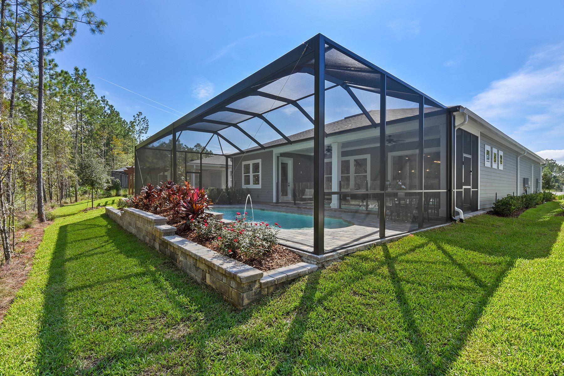 Exterior featured in the Bridge By Mattamy Homes in Jacksonville-St. Augustine, FL