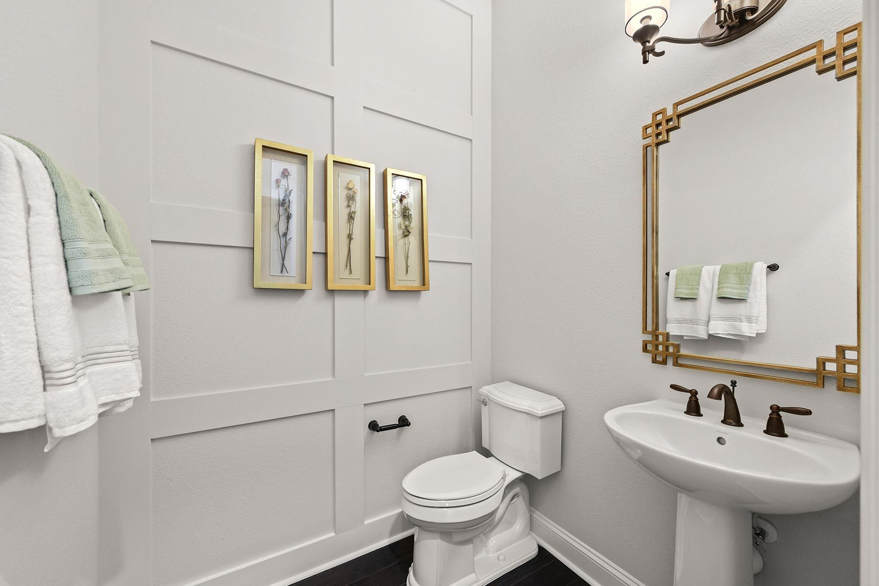Bathroom featured in the Bridge By Mattamy Homes in Jacksonville-St. Augustine, FL