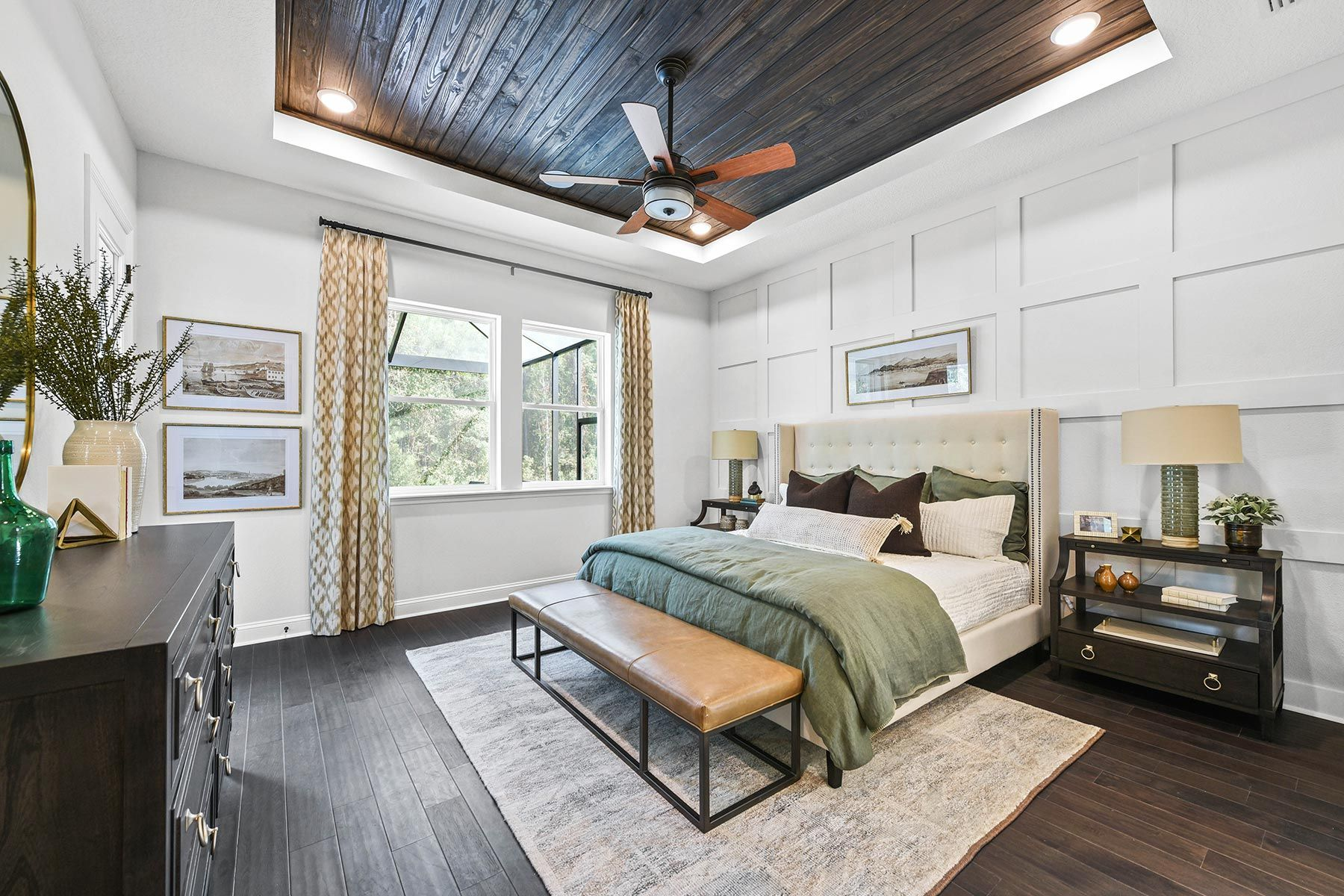 Bedroom featured in the Bridge By Mattamy Homes in Jacksonville-St. Augustine, FL