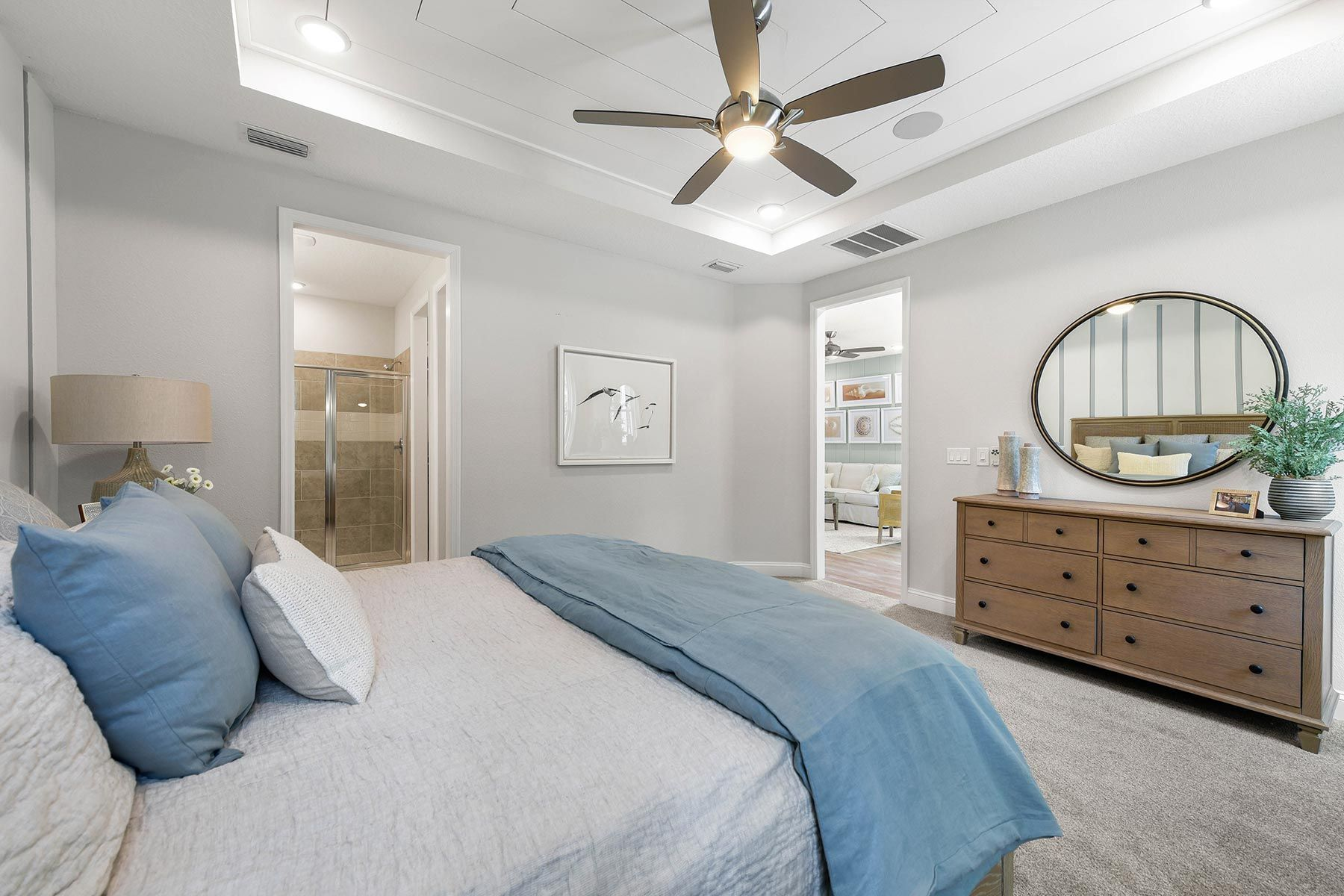 Bedroom featured in the Ocean By Mattamy Homes in Jacksonville-St. Augustine, FL