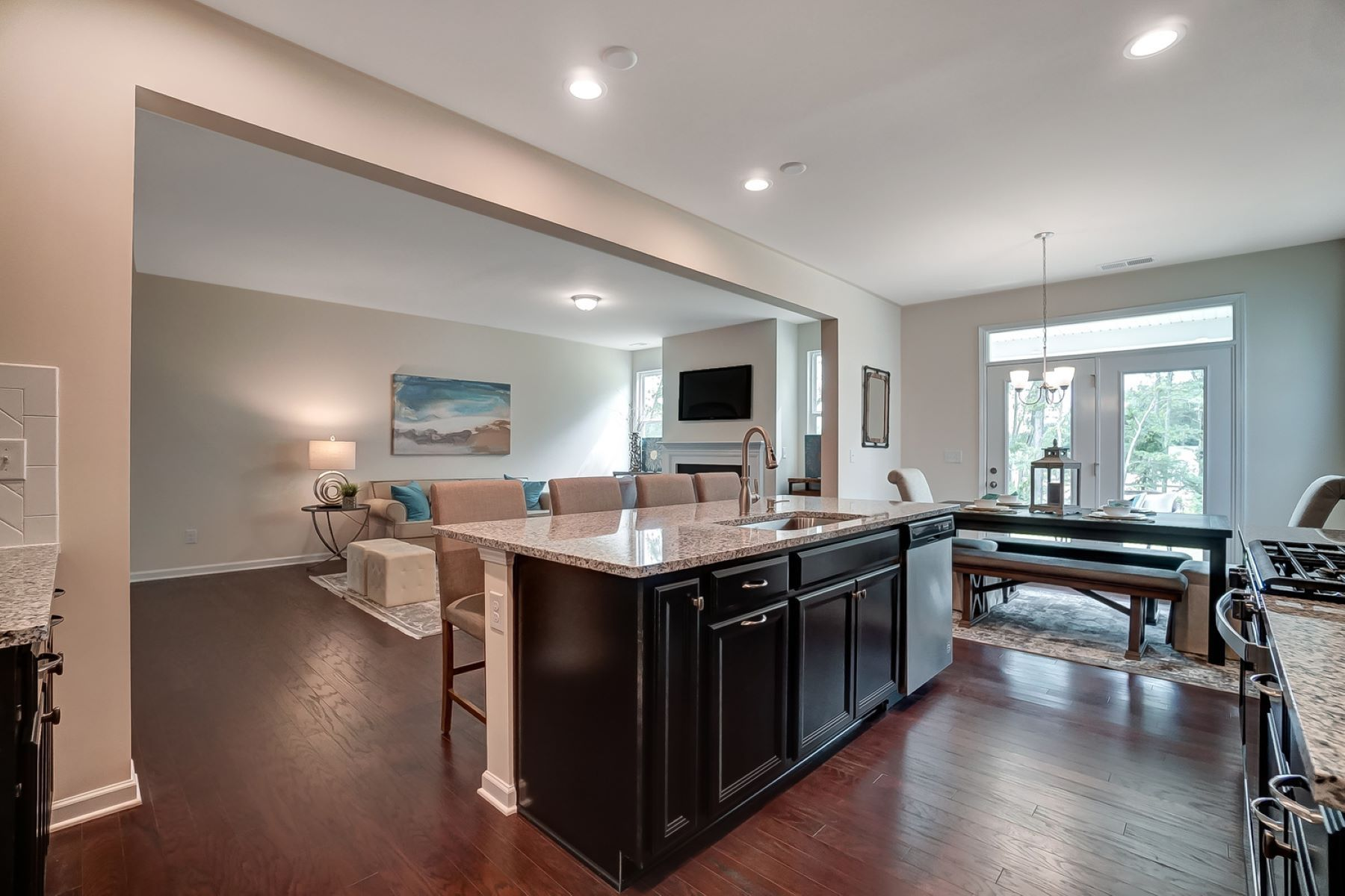 Kitchen featured in the Nolan By Mattamy Homes in Charlotte, NC