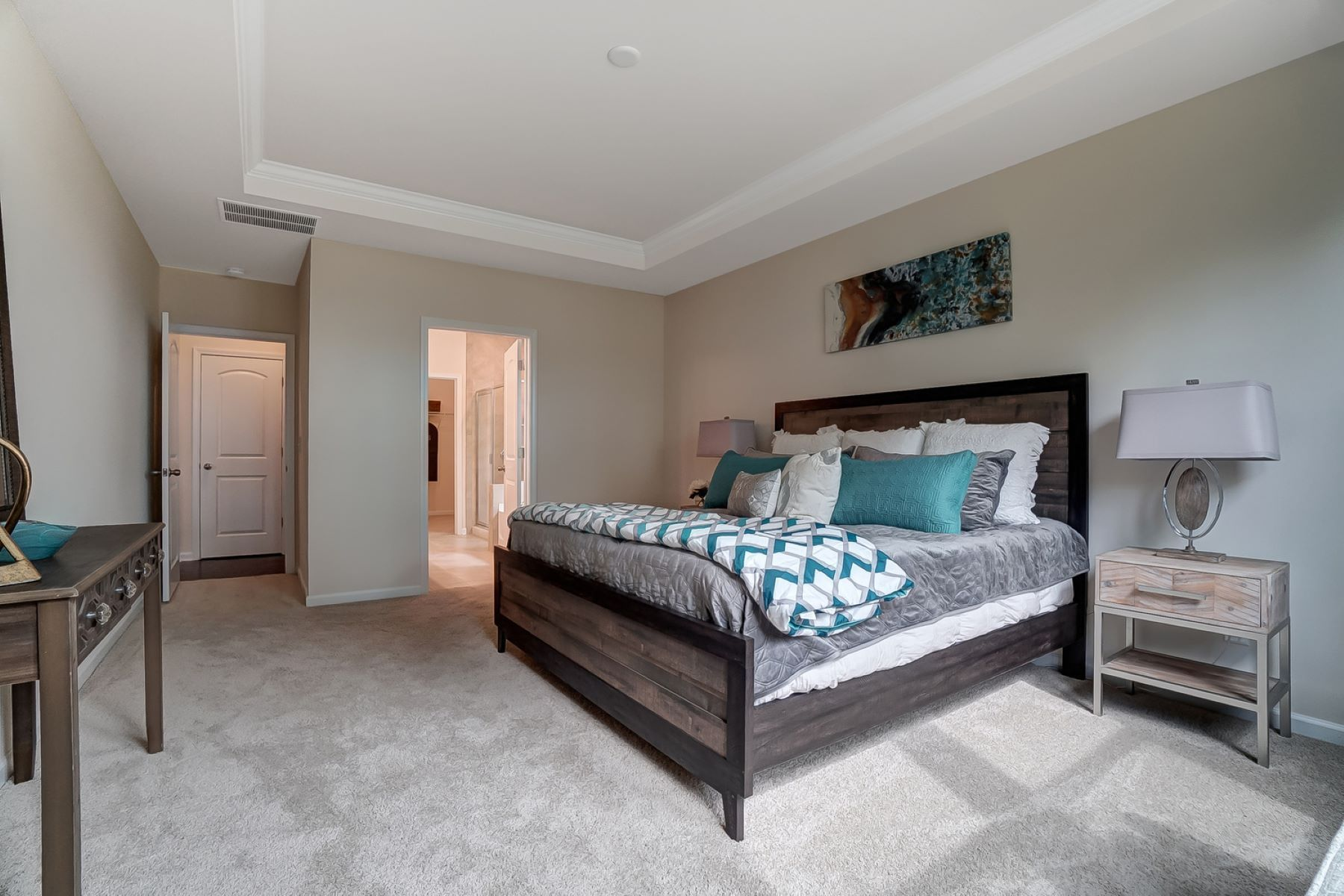 Bedroom featured in the Nolan By Mattamy Homes in Charlotte, NC