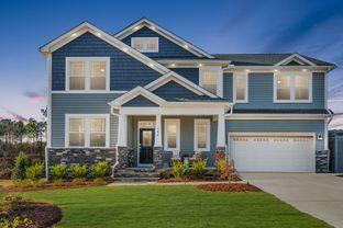 Parker - Oak Park: Garner, North Carolina - Mattamy Homes