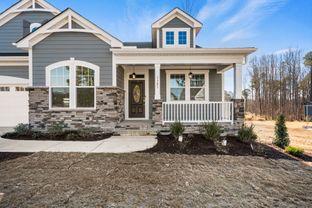 Abbott - Portofino: Clayton, North Carolina - Mattamy Homes