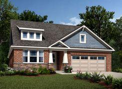 Tucker - Sonata at Mint Hill: Mint Hill, North Carolina - Mattamy Homes