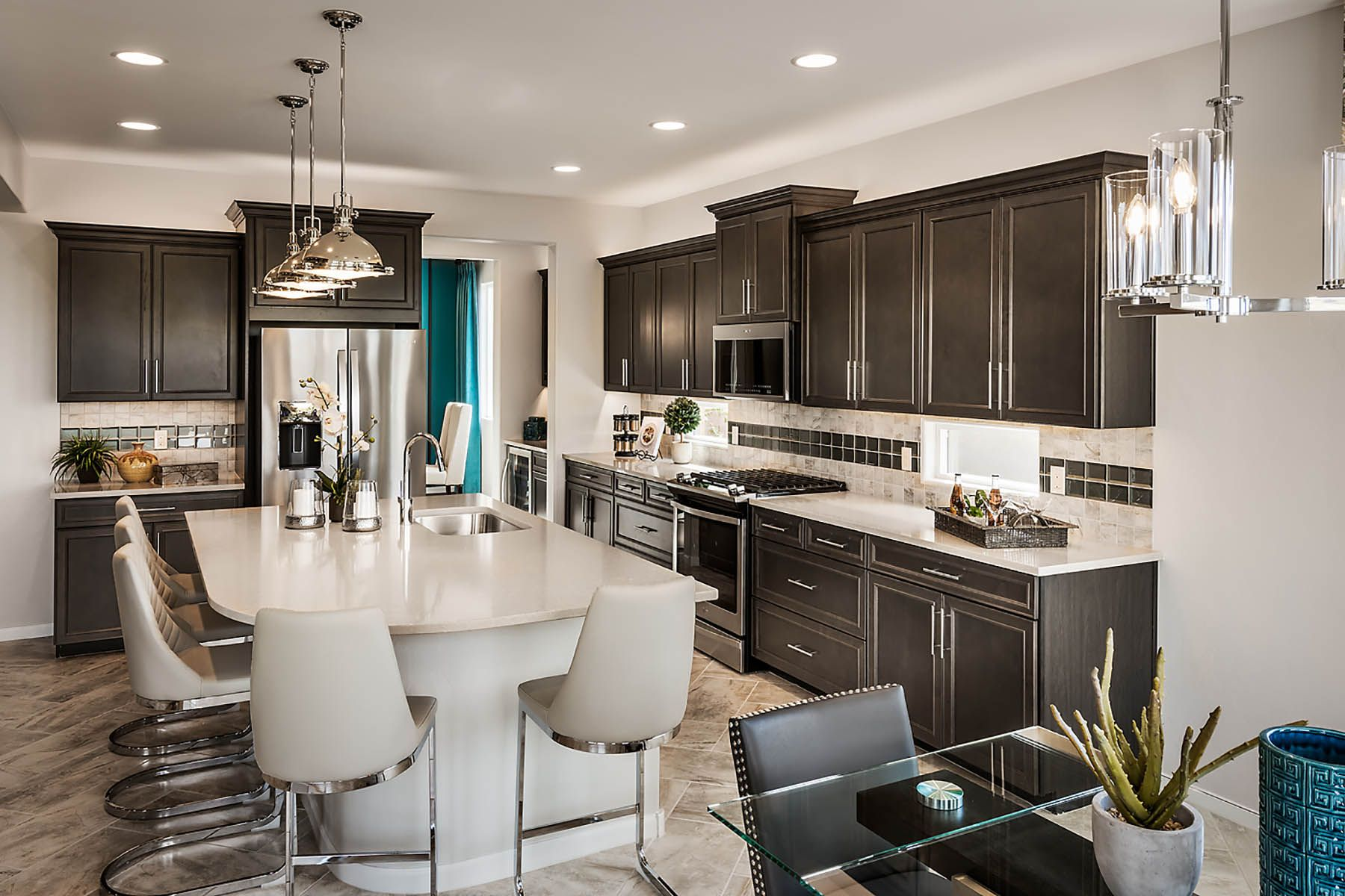 Kitchen featured in the Panorama By Mattamy Homes in Tucson, AZ
