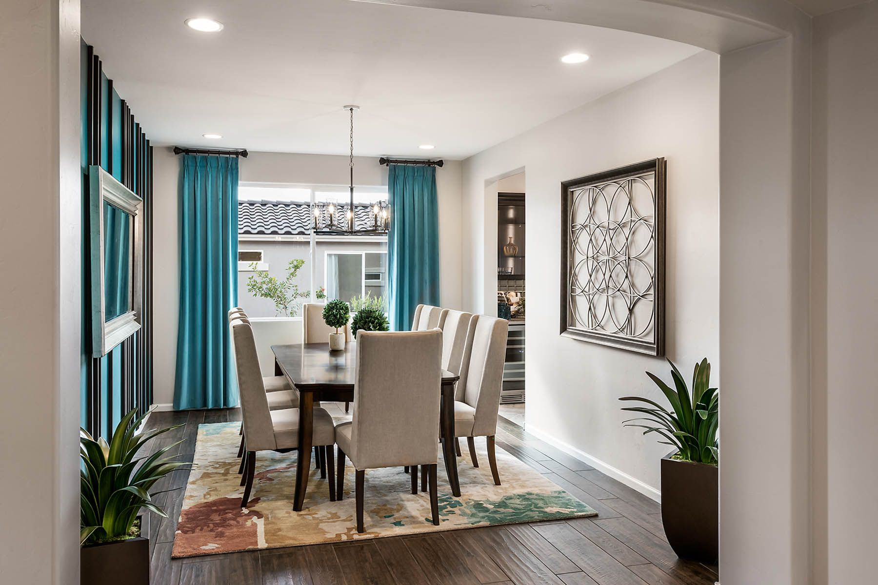 Living Area featured in the Panorama By Mattamy Homes in Tucson, AZ