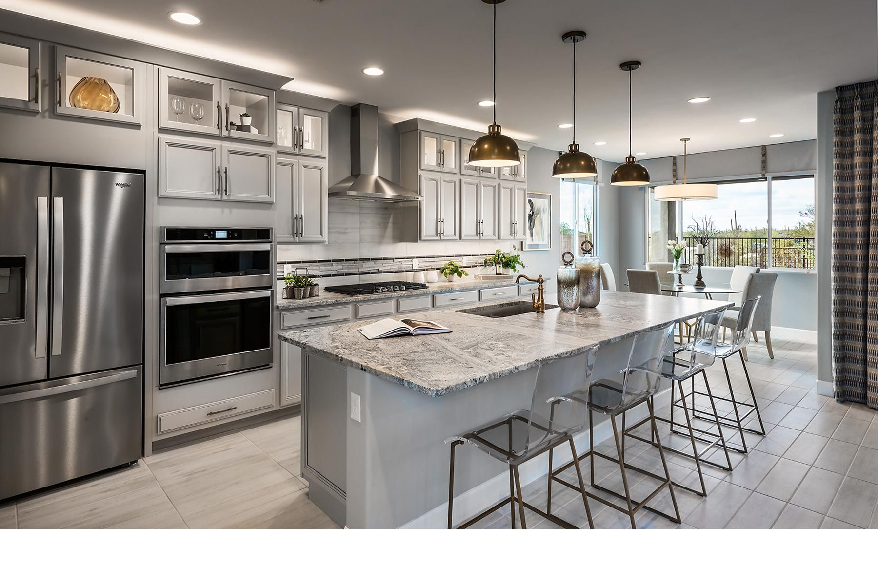 Kitchen featured in the Peralta By Mattamy Homes in Tucson, AZ