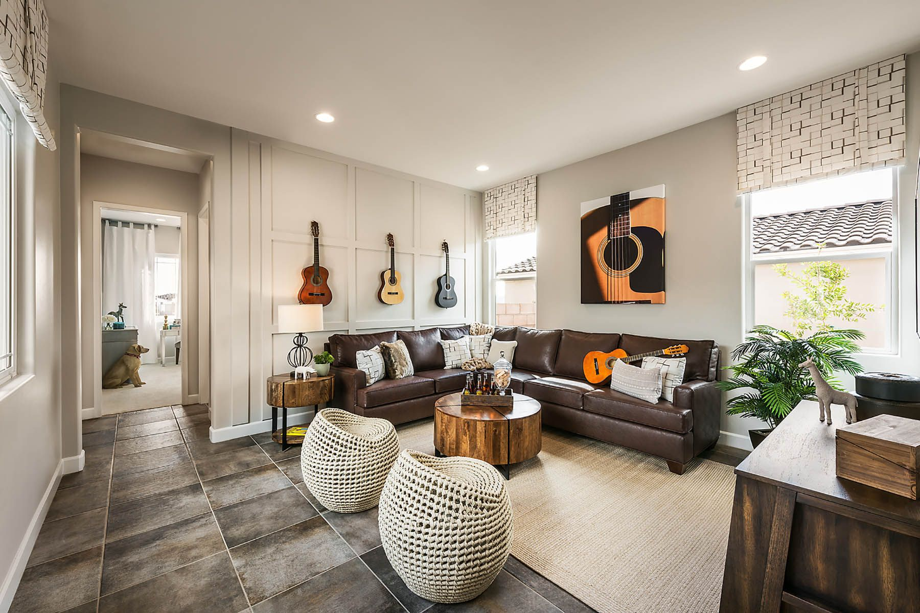 Living Area featured in the Tortolita By Mattamy Homes in Tucson, AZ