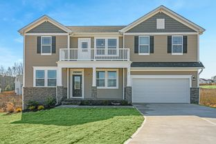 Reese - Oak Park: Garner, North Carolina - Mattamy Homes