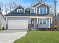 Nolan - Briar Gate: Holly Springs, North Carolina - Mattamy Homes