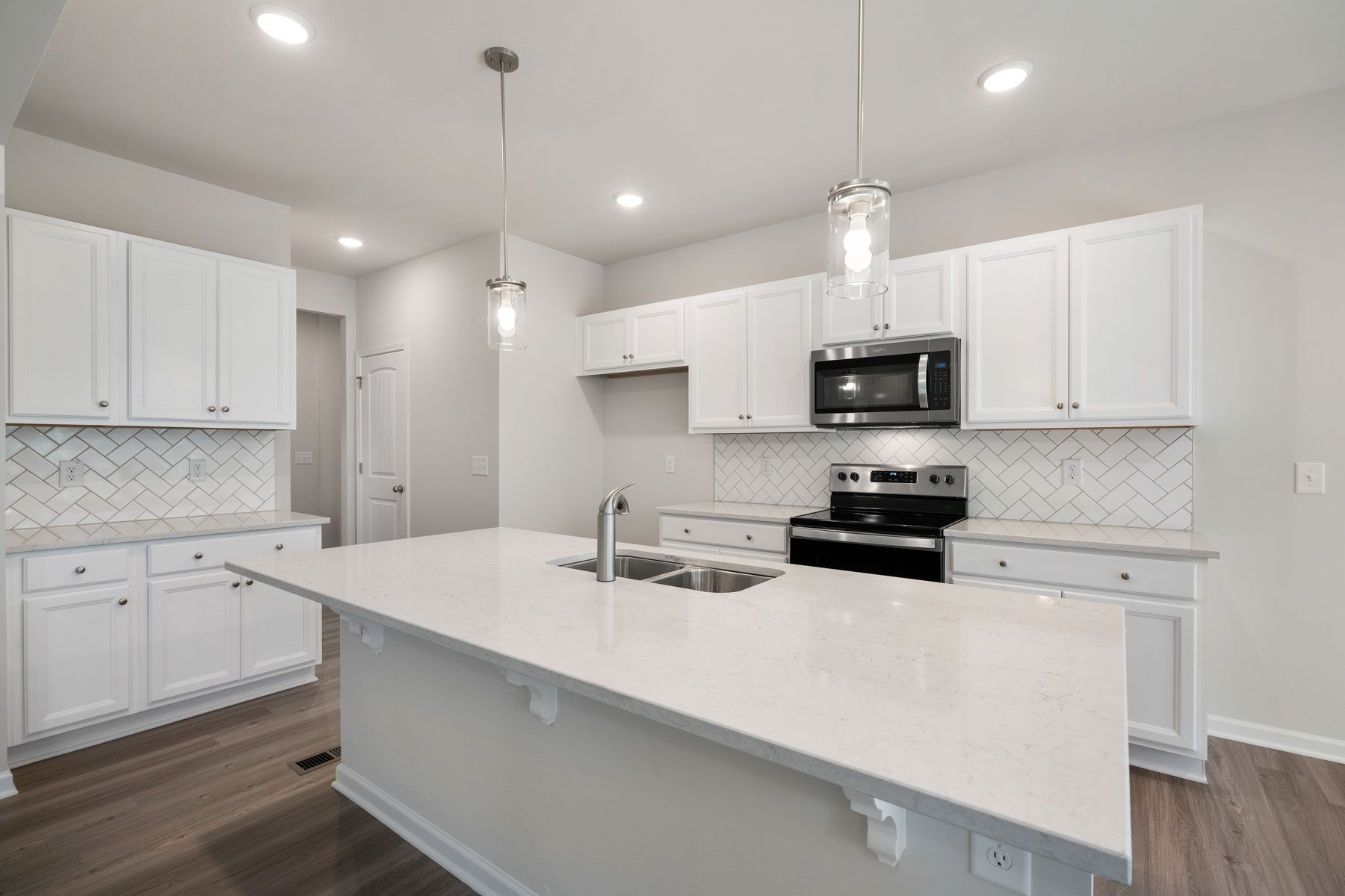 Kitchen featured in the Nolan By Mattamy Homes in Raleigh-Durham-Chapel Hill, NC