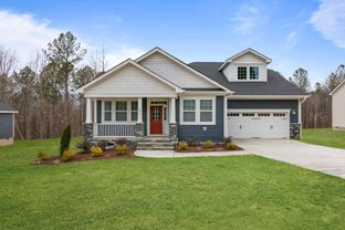 Ethan II - Fairview Park: Apex, North Carolina - Mattamy Homes