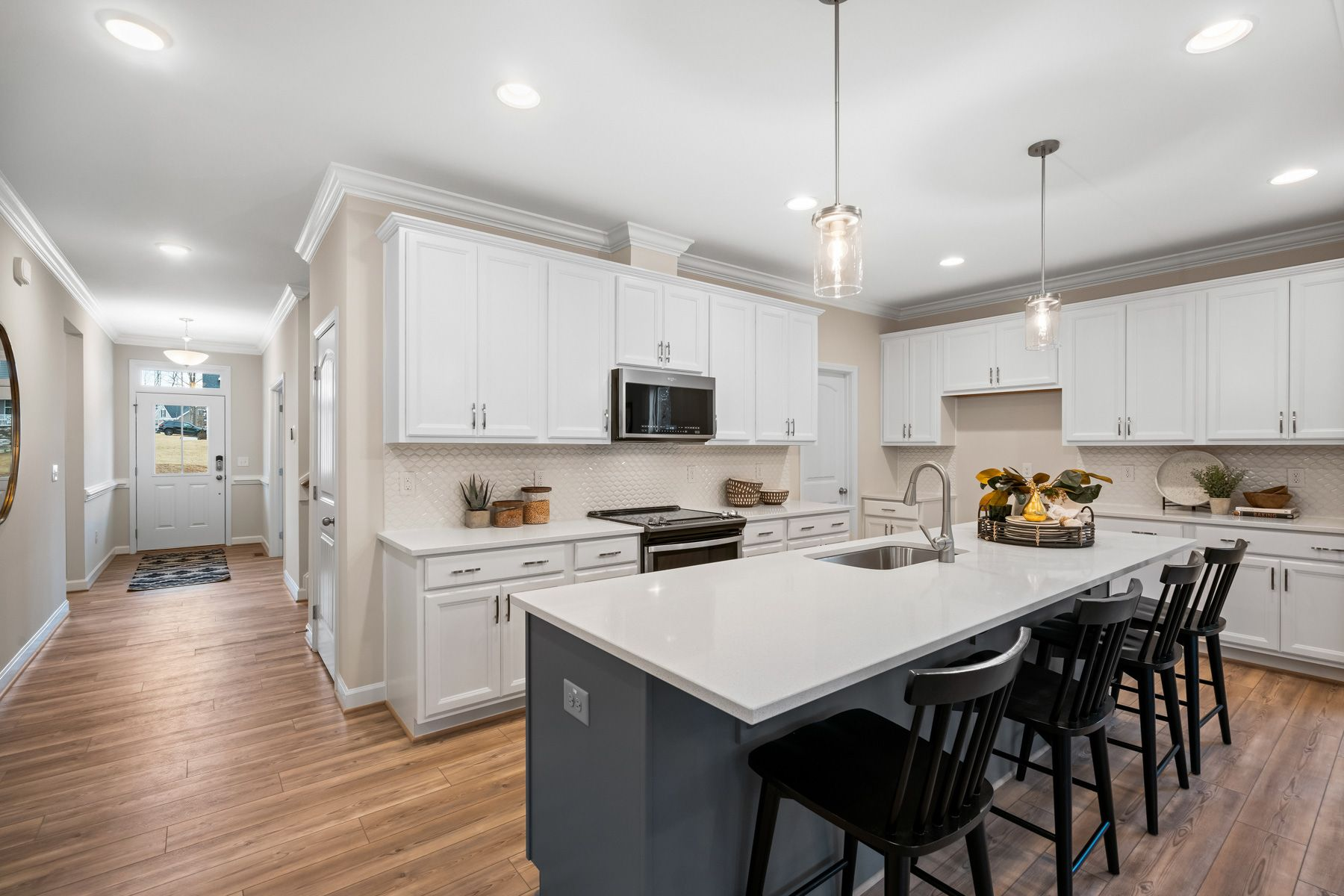 Kitchen featured in the Winston By Mattamy Homes in Raleigh-Durham-Chapel Hill, NC