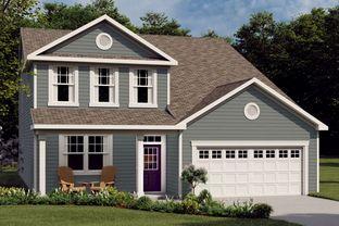 Nolan - Oak Park: Garner, North Carolina - Mattamy Homes
