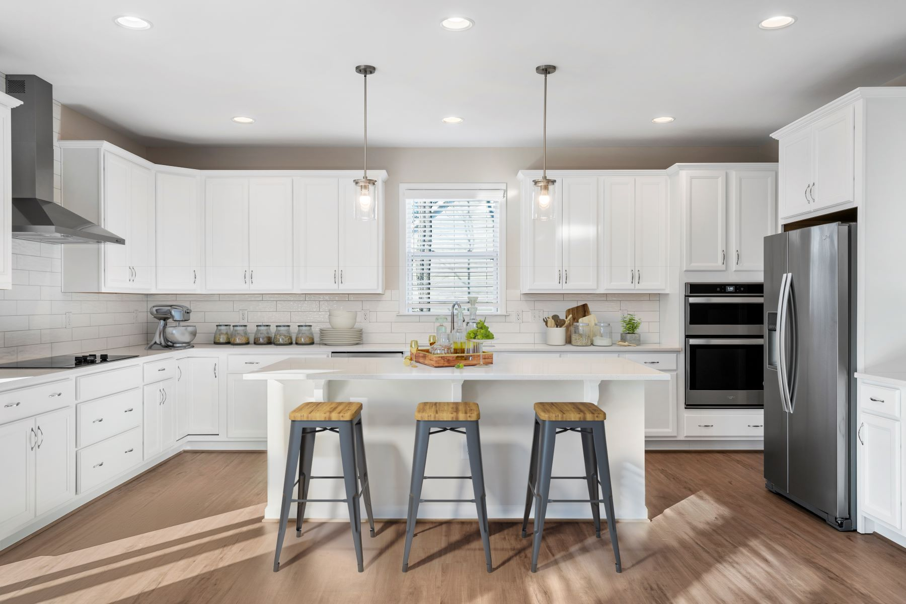 Kitchen featured in the Marshall By Mattamy Homes in Raleigh-Durham-Chapel Hill, NC