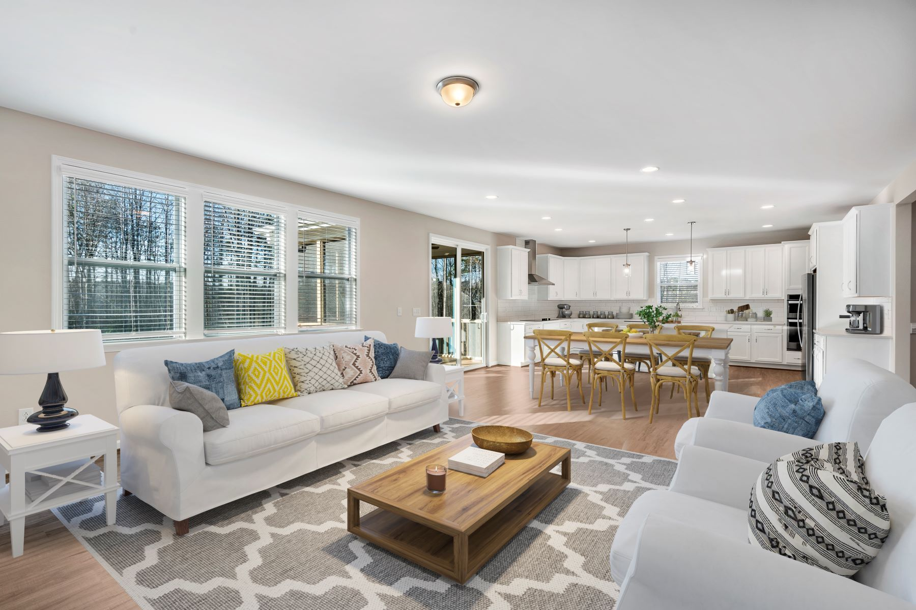 Living Area featured in the Marshall By Mattamy Homes in Raleigh-Durham-Chapel Hill, NC