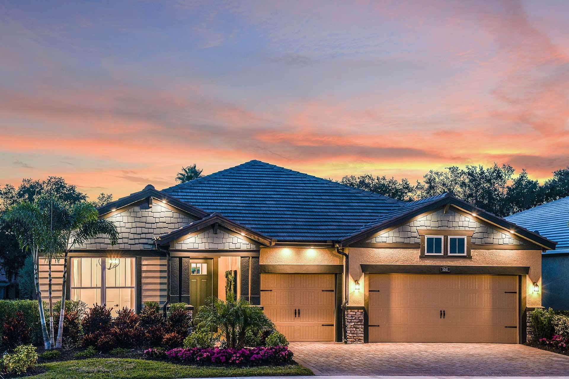 'Sunrise Preserve at Palmer Ranch' by Mattamy Homes - Sarasota-Bradenton in Sarasota-Bradenton