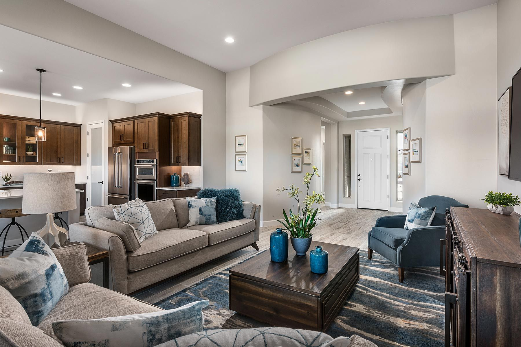 Living Area featured in the Patina By Mattamy Homes in Tucson, AZ