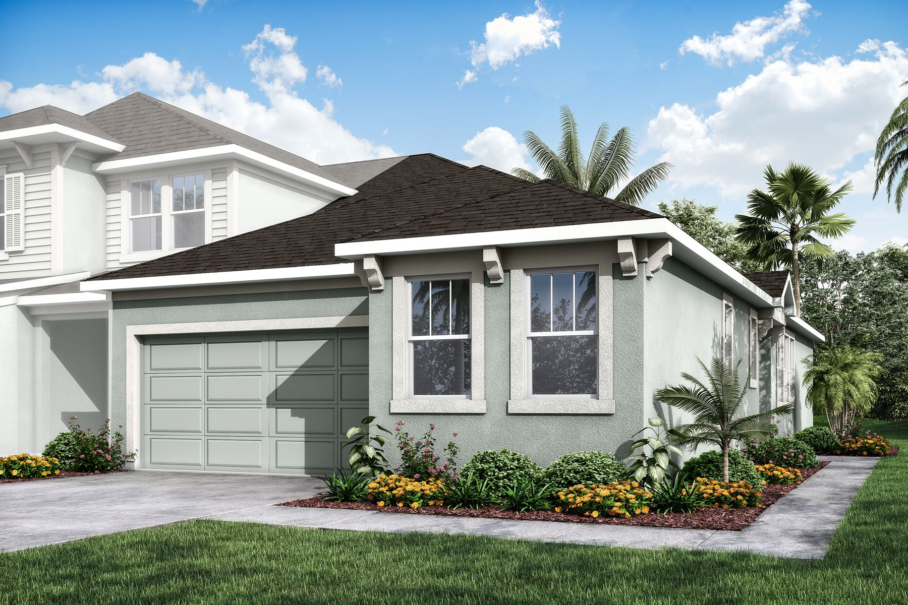 Exterior featured in the Driftwood II End By Mattamy Homes in Sarasota-Bradenton, FL