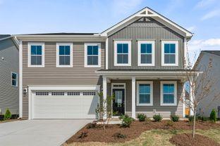 Crosby - Bent Tree: Fuquay Varina, North Carolina - Mattamy Homes