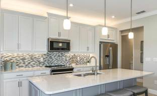 The Preserve at La Paloma by Mattamy Homes in Tampa-St. Petersburg Florida