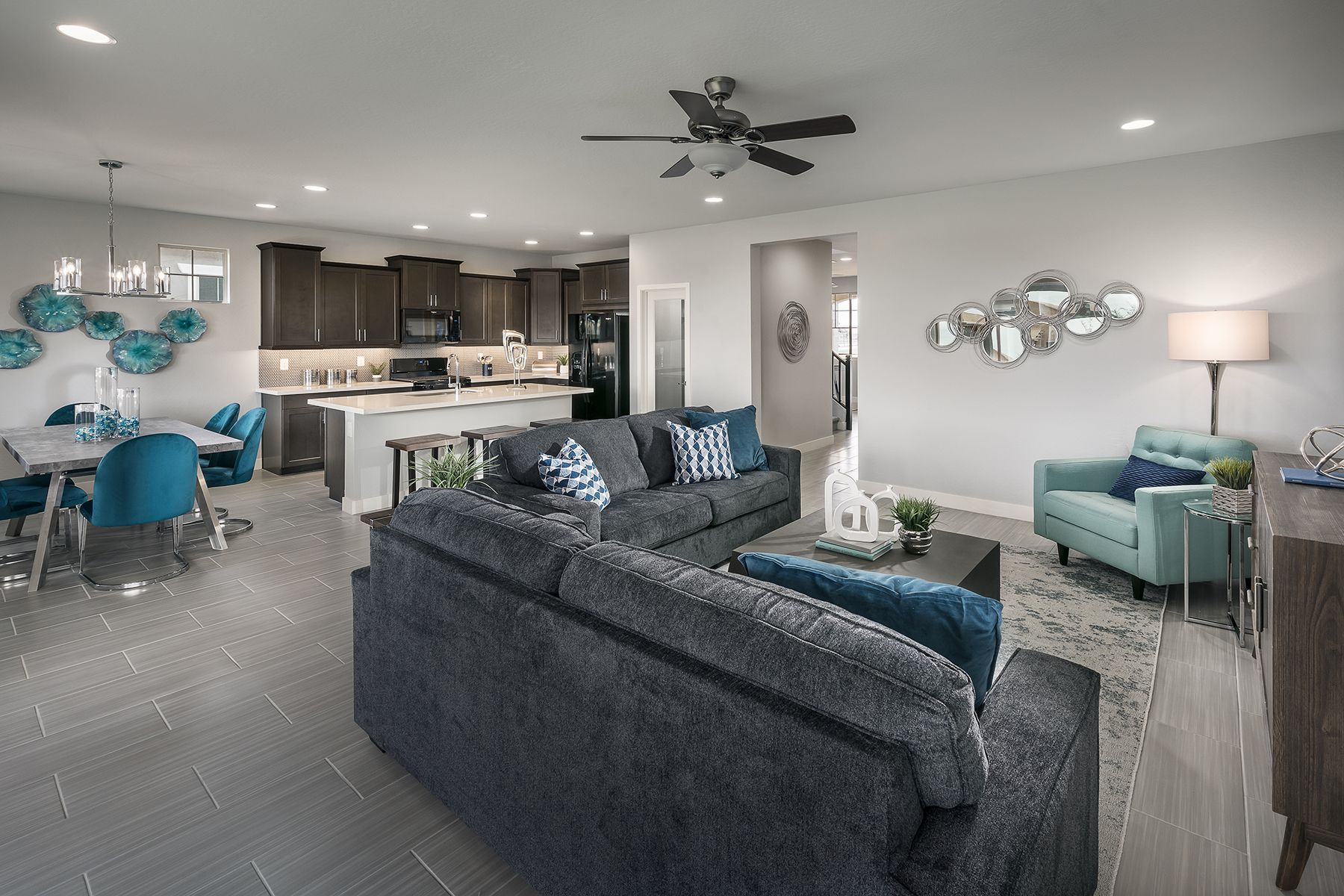 Living Area featured in the Willowleaf By Mattamy Homes in Phoenix-Mesa, AZ