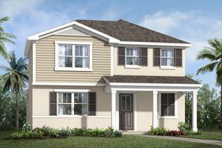 Belmont - Meridian Parks: Orlando, Florida - Mattamy Homes