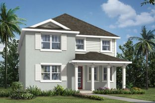 Newbury - Meridian Parks: Orlando, Florida - Mattamy Homes