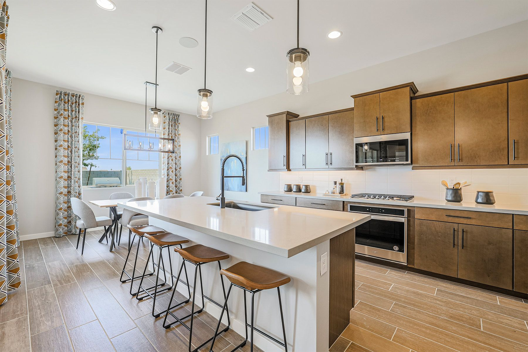 Kitchen featured in the Calrosa By Mattamy Homes in Phoenix-Mesa, AZ
