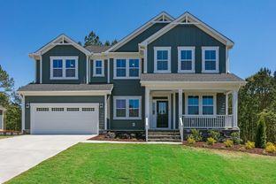 Mitchell - Portofino: Clayton, North Carolina - Mattamy Homes