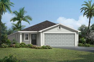 Barron - Wells Creek: Jacksonville, Florida - Mattamy Homes