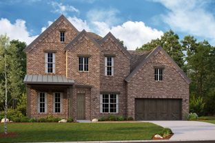 Alexander II - Villages of Creekwood: Frisco, Texas - Mattamy Homes