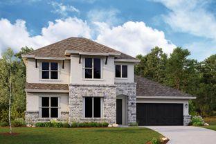 Drexel II - Villages of Creekwood: Frisco, Texas - Mattamy Homes