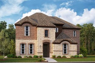 Hampshire II - Villages of Creekwood: Frisco, Texas - Mattamy Homes