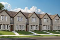 Barcelona Townhomes by Mattamy Homes in Dallas Texas