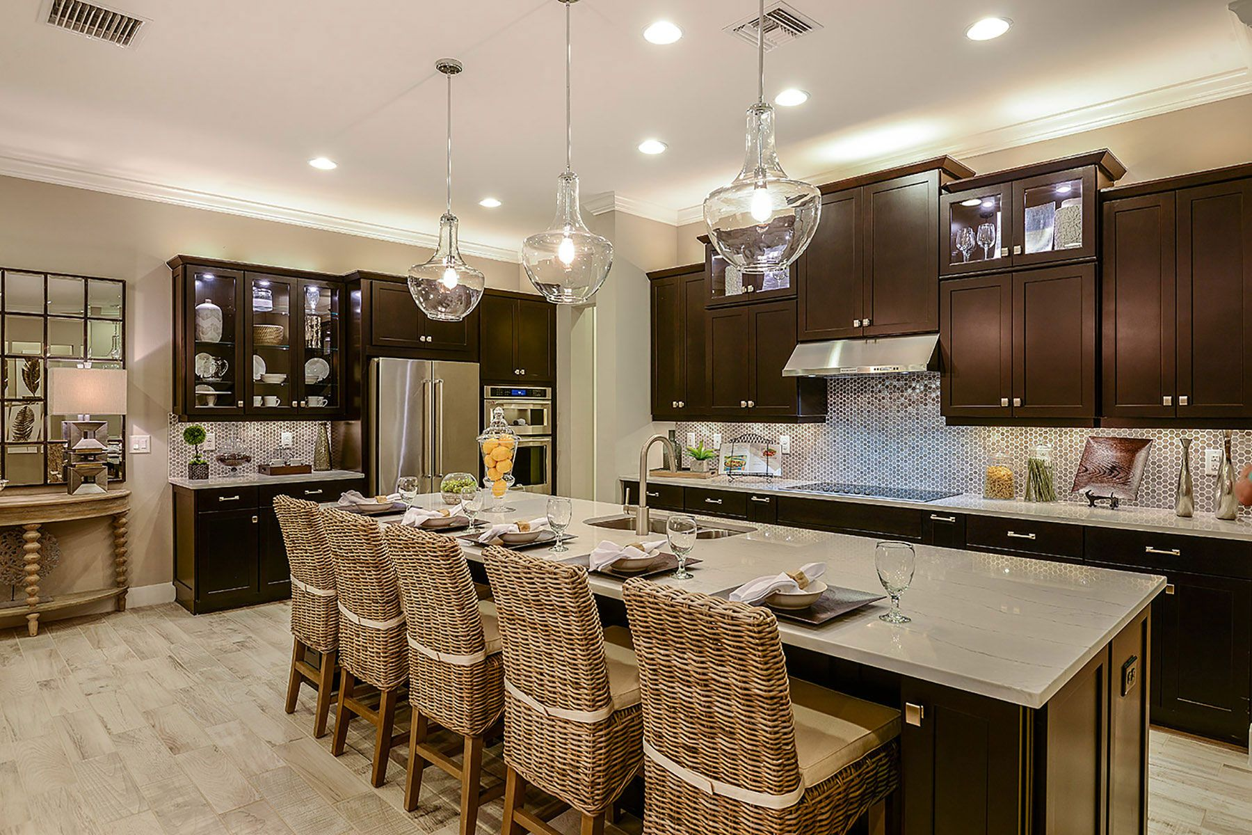 Kitchen featured in the Commodore By Mattamy Homes in Naples, FL
