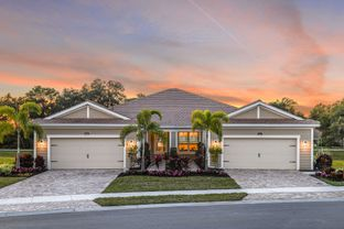 Seascape - Sunrise Preserve at Palmer Ranch: Sarasota, Florida - Mattamy Homes
