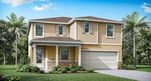 Redwood - Waterbrooke: Clermont, Florida - Mattamy Homes