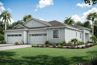 Creek - RiverTown - WaterSong: Saint Johns, Florida - Mattamy Homes