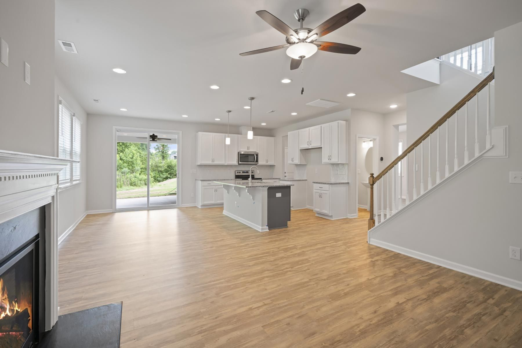 Kitchen featured in the Cameron By Mattamy Homes in Raleigh-Durham-Chapel Hill, NC