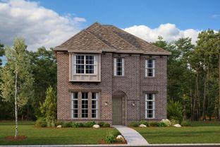Ashford - Kensington Place: Farmers Branch, Texas - Mattamy Homes