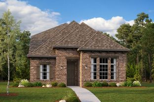Willow - Kensington Place: Farmers Branch, Texas - Mattamy Homes